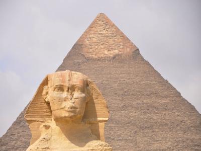 Egipto - Piramides